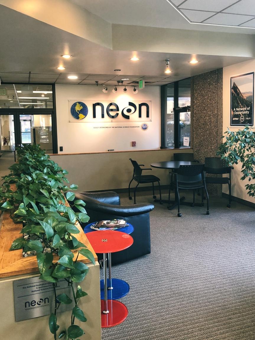 #NEONdata: A Recap